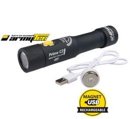 Armytek Prime C2 XP-L USB nabíjateľný, Praktik Set