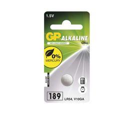 Batéria GP alkalická gombíková 192, 1ks/ Blister