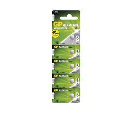 Batéria GP alkalická gombíková 192, 5ks/ Blister