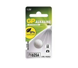 Batéria GP alkalická gombíková 625A, 1ks/ Blister