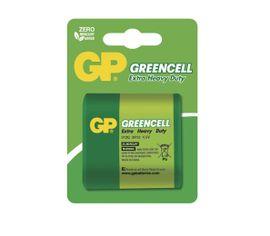 Batéria GP GREENCELL 4,5 V plochá, 1ks/ Blister