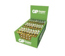 Batéria GP super alkalická AAA, 96ks/ Display box