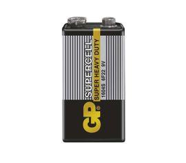 Batéria GP SUPERCELL 9V blok, 1ks/ Fólia