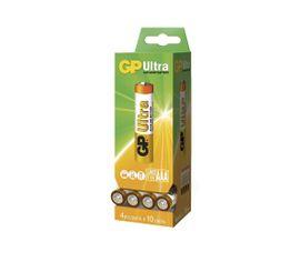 Batéria GP ultra alkalická AAA, 40ks/ Display box