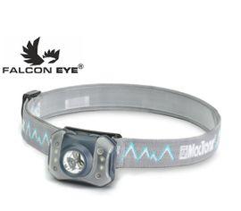 Čelovka Falcon Eye, 3x 0,2W + 4LED