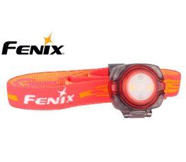 LED Čelovka Fenix HL05 - Červená