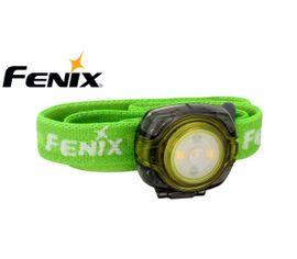 LED Čelovka Fenix HL05 - Zelená