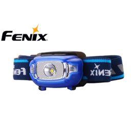 LED Čelovka Fenix HL15 - Modrá