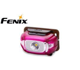 LED Čelovka Fenix HL15 - Ružová