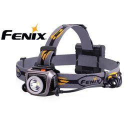 LED Čelovka Fenix HP15 šedá
