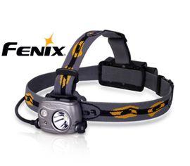 Nabíjateľná LED Čelovka Fenix HP25R - USB