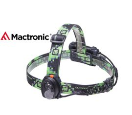 Čelovka MacTronic Epic 180lm + diffusor