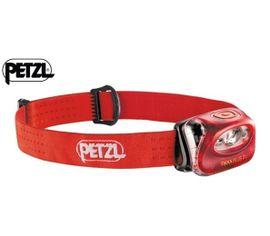 Čelovka Petzl Tikka Plus 2 - Červená