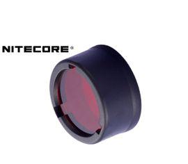 Červený filter Nitecore NFR 23mm