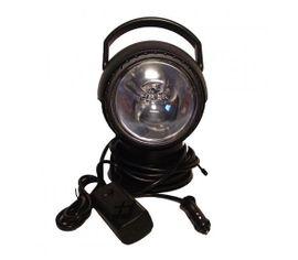 Elektricky nastaviteľný halogénový reflektor