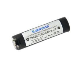 Keeppower 18650 2900mAh 3,6V chránený