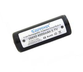 Keeppower 26650 4000mAh 3,7V, chránený
