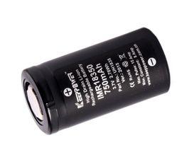 Keeppower IMR 18350 750mAh 3,7V, nechránený, 15A