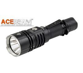 LED Baterka Acebeam L16, USB nabíjateľný, Praktik Set