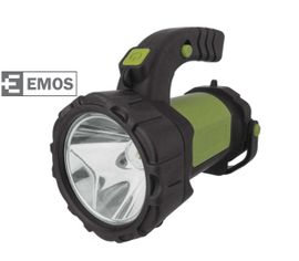 LED baterka EMOS 5W CREE+1 COB LED, Nabíjateľná