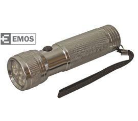 LED Baterka EMOS Hliníková, 12x LED, na 3x AAA