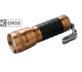 LED Baterka EMOS Hliníkové, 14x LED, na 3x AAA