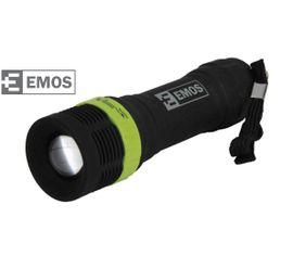 LED Baterka EMOS plastová 1W LED na 3xAAA FOCUS