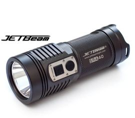 LED Baterka JETBeam SRA40