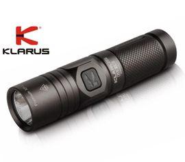 LED Baterka Klarus RS16 USB nabijateľné, Praktik Set