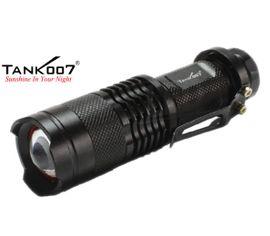 LED Baterka Tank007 F1, 1 Režim