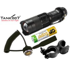 LED Baterka Tank007 F1 H Full Set
