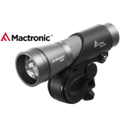 LED bicyklové svietidlo/Baterka MacTronic Scream 02
