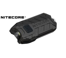 LED kľúčenka Nitecore TUBE - čierná