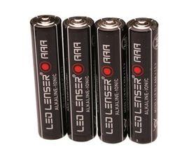 Led-Lenser Alkaline ionic AAA 1,5V 4ks