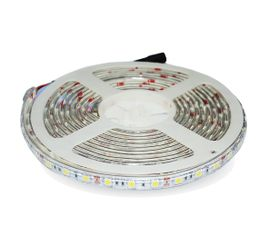 LED pás 4.8W/m 500lm/m 30LED/m IP65 RGB