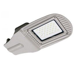 LED pouličné svietidlo 30W IP65 2400lm šedé