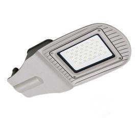 LED pouličné svietidlo 50W IP65 4000lm šedé