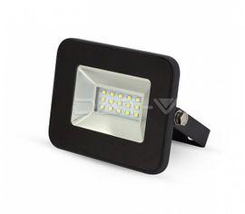 LED reflektor 10W 850lm I-SERIES Slim čierny