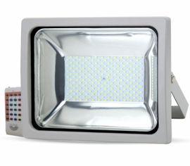 LED reflektor RGB 50W s RF diaľkovým ovládaním 4000lm šedý