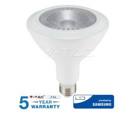 LED žiarovka V-TAC E27 14W, 1100lm, PAR38, 40 °, SAMSUNG CHIP - 5 ROČNÁ ZÁRUKA!