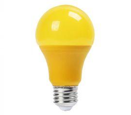 LED žiarovka V-TAC E27 9W 570lm A60 - ŽLTÁ