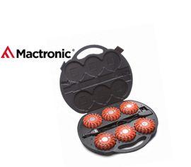 Mactronic DS-AMBER-AKU M-Flare Sada 6 signalizačných diskov