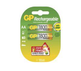Nabíjacia batéria GP 1800 mAh, AA NiMH, 2ks/ blister
