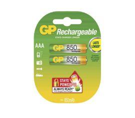 Nabíjacia batéria GP 850 mAh AAA NiMH 2ks/ blister