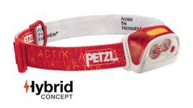 PETZL ACTIK Core Hybrid - Červená