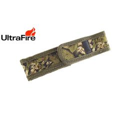 Púzdro na svietidlo Ultrafire maskovacie S