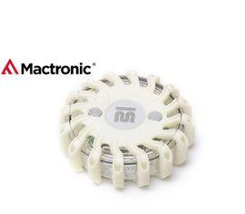 Signalizačný disk Mactronic M - Flare - Biely