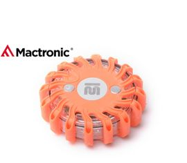 Signalizačný disk Mactronic M - Flare - Oranžový