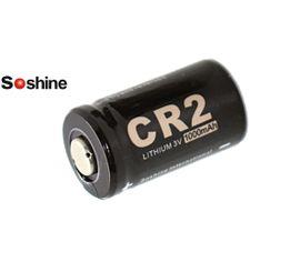 Soshine CR2 1000mAh 3V
