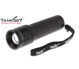 Tank007 TK737 Zelená LED